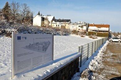 Wenn der Winter vorbei und der Schnee weg ist, soll das wichtigste Bauprojekt der SWG starten: die neue Kita an der Oberen Straße.
