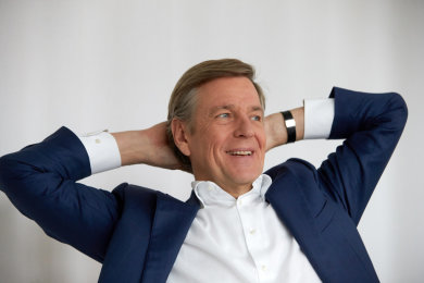 """Claus Kleber hört beim """"heute-journal"""" auf."""
