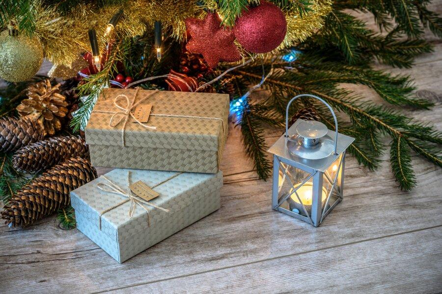 Advent, Advent - Geschenke fehlen und die Zeit rennt