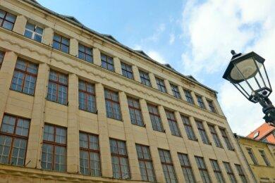 Wann die Sanierung und der Umbau des leer stehenden Gebäudes in der Zwickauer Innenstadt beginnt, ist noch unklar.