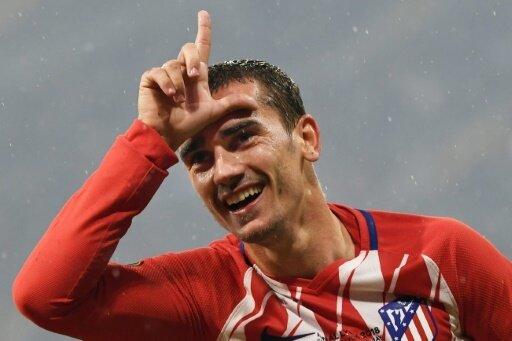 Griezmann verlängert bei Atletico um ein Jahr bis 2023