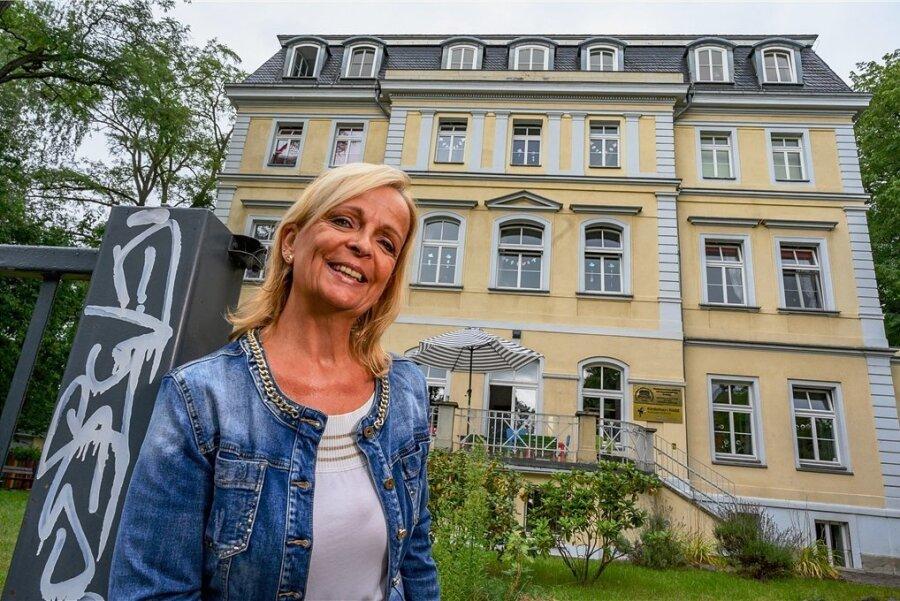 """Gitte Herzog war Jugendamtsleiterin in Dresden. """"Mein Beruf hat meine Seele"""", sagt die heute 63-Jährige, die in einem Kinderheim aufgewachsen ist."""