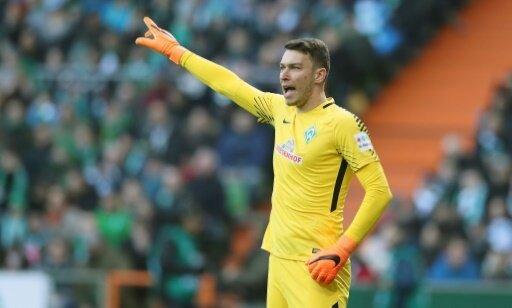 Pavlenka wird gegen Nürnberg im Werder-Tor stehen