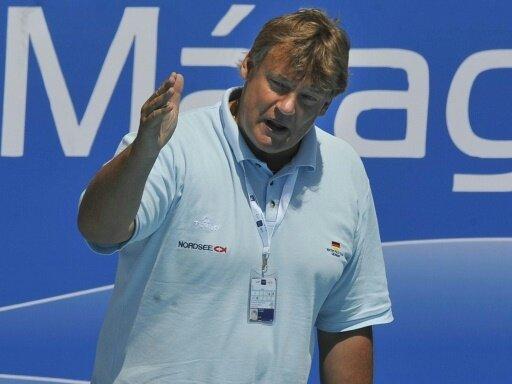 Wasserballer und Trainer Hagen Stamm lösen WM-Ticket