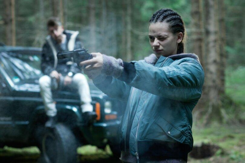 Sofia Modica (Emma Preisendanz) hat ihr altes Leben hinter sich gelassen.
