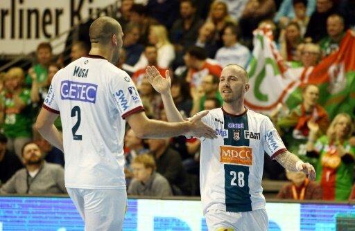 Der SC Magdeburg steht im Viertelfinale des DHB-Pokals