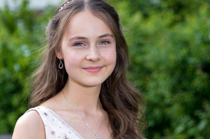 Alexandra Braun legte ihr Abitur am Marienberger Gymnasium mit derNote 1,0 ab.
