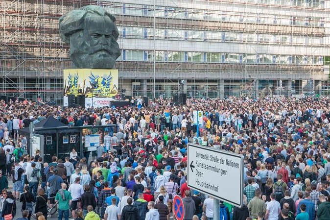 Chemnitz rockt am Kopp - 5000 Zuschauer feiern