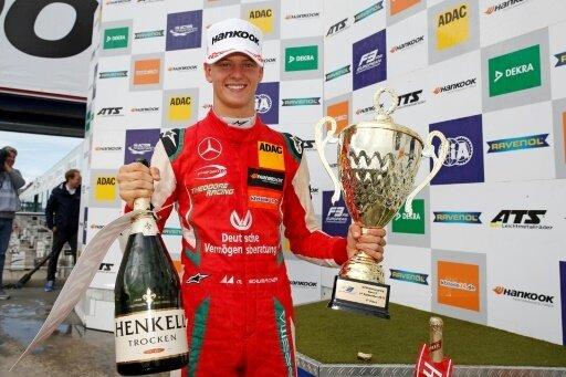 Mick Schumacher winkt eine große Karriere