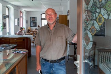 Arno Bast und seine rund 20 Mitstreiter vom Deckerbergverein zeigten beim Tag der offenen Tür stolz ihre renovierten Räume.