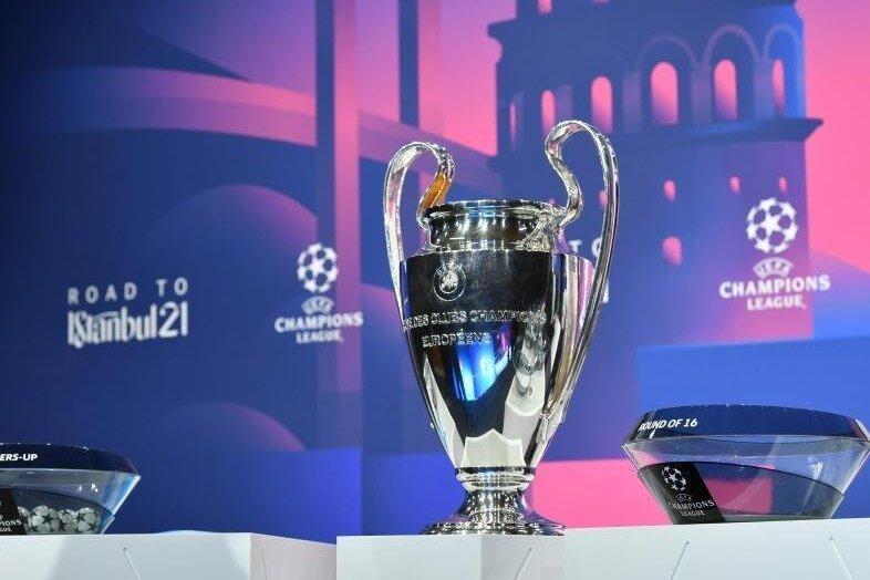 Fußball-Bundesligist RB Leipzig trifft im Achtelfinale der Champions League auf den englischen Meister FC Liverpool.
