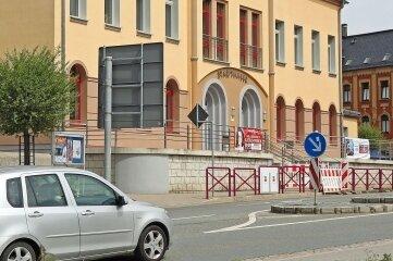 """In der Werdauer Stadthalle """"Pleißental"""" finden wieder Veranstaltungen statt."""