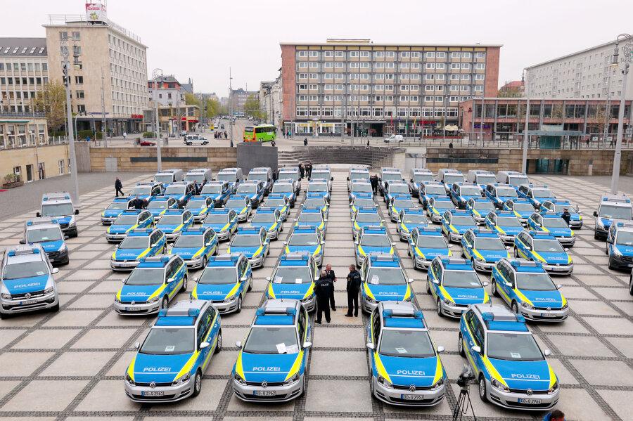 Neue Streifenwagen werden automatisch zum Tatort navigiert