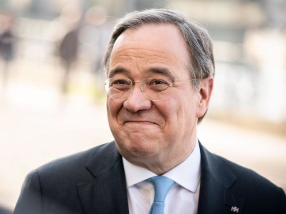 Armin Laschet - nordrhein-westfälischer Ministerpräsident und Kanzlerkandidat der Union