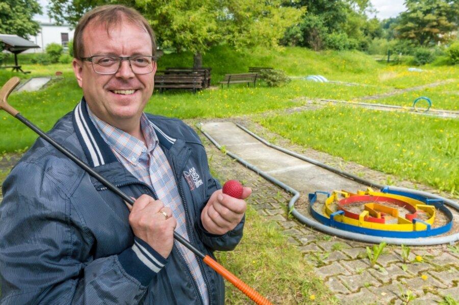 Betreiber für Minigolf-Platz in Olbernhau gesucht