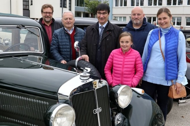 Klassiker startet mit 120 Fahrzeugen