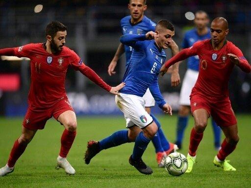Portugal qualifiziert sich mit Remis für Finalrunde