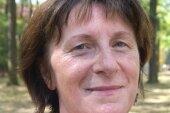 """Maritta Freitag - Vorsitzende desKleingartenvereins """"Am Teich"""""""