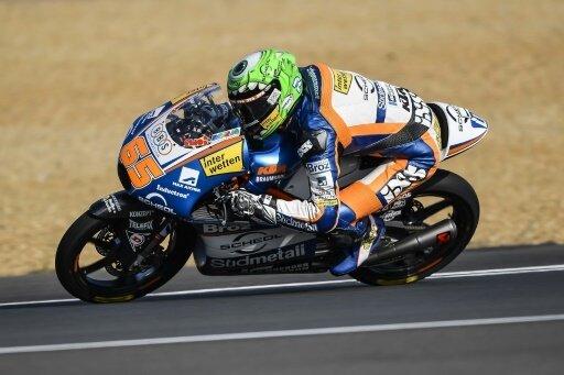 Öttl steigt in der kommenden Saison in die Moto2 auf