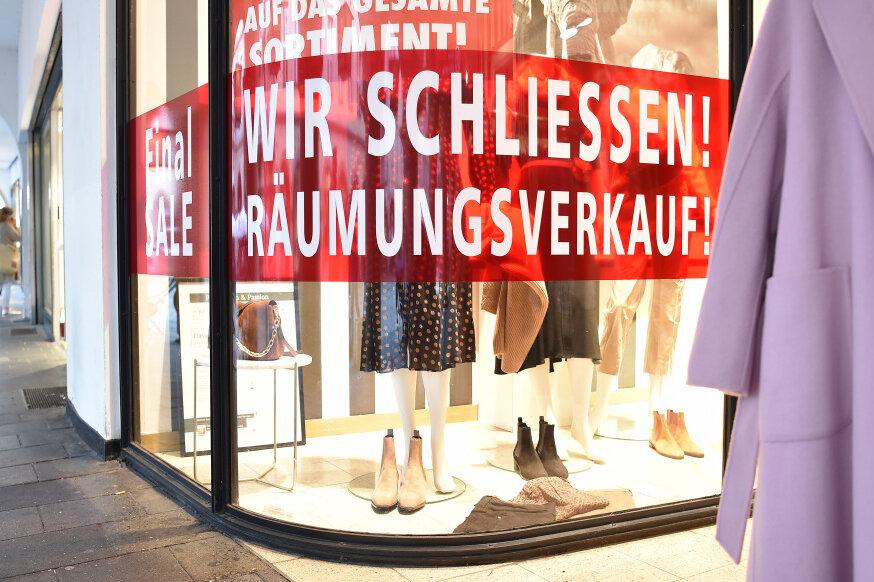 Verschärfte Coronaregeln: In Sachsen droht Ladensterben