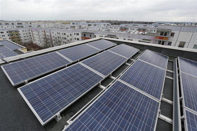 Solar und Energiesparen