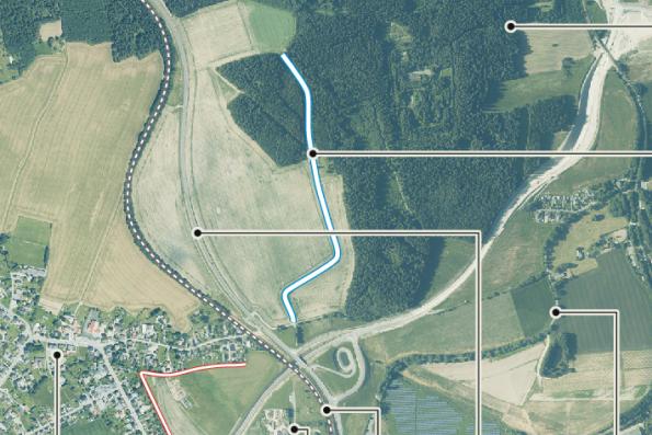 Höhenradweg: Baustart für nächsten Abschnitt steht bevor