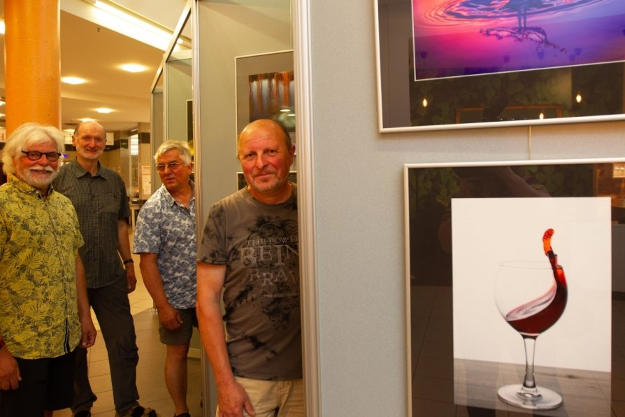 Fotoclub zeigt im Jubiläumsjahr Ausstellung in den Kolonnaden