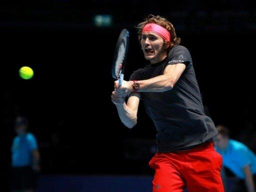 Alexander Zverev steht im Endspiel beim ATP-Saisonfinale