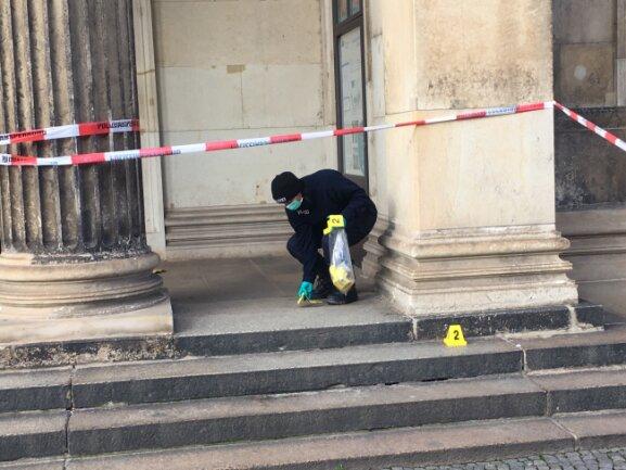 Polizei veröffentlicht Video vom Einbruch ins Grüne Gewölbe