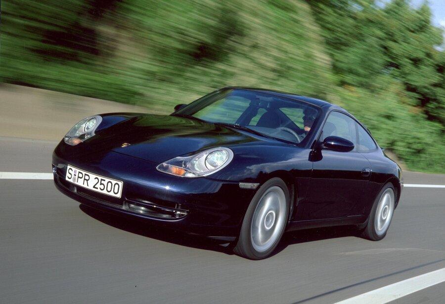 """<p class=""""artikelinhalt"""">Auf der Überholspur: 83 Porsche sind im Vogtlandkreis zugelassen.</p>"""