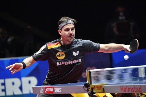 Deutsches Team um Timo Boll auf EM-Medaillenkurs