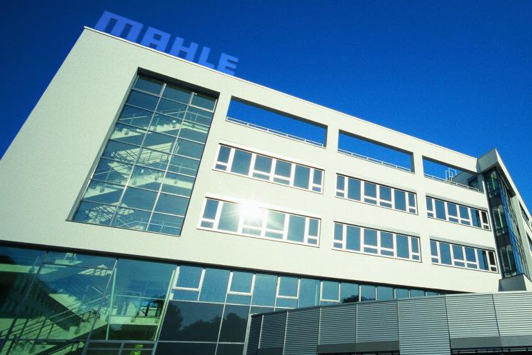 Die Mahle-Hauptverwaltung in Stuttgart.