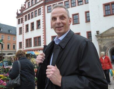 """<p class=""""artikelinhalt"""">Bereitet sich auf die Rückkehr zur Bahn vor: der Chemnitzer Stadtrat und ehemalige SPD-Bundestagsabgeordnete Detlef Müller. </p>"""