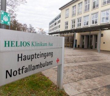 Das Helios-Klinikum in Aue verzeichnet 56 Coronatote seit Anfang Oktober. 19 Intensivpatienten kämpfen um ihr Leben.