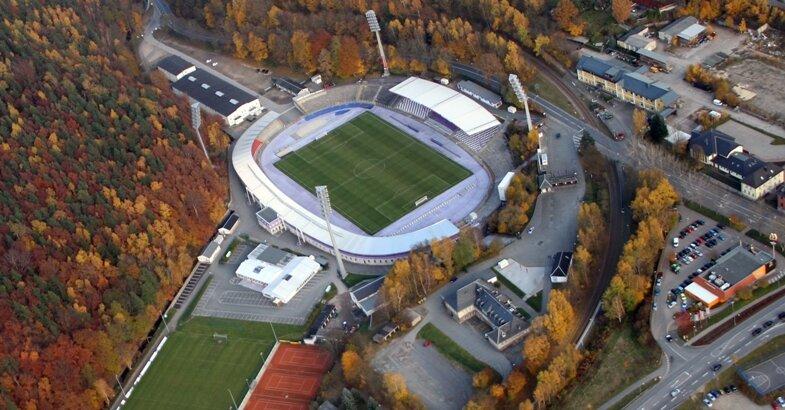 Stadionumbau verzögert sich wegen mangelhafter Unterlagen