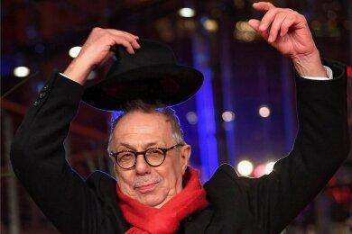 Er ist der Mr. Berlinale: Dieter Kosslick hat sich 35 Jahre mit dem Film beschäftigt und war 18 Jahre lang Chef des Filmfestivals Berlinale. Foto: Britta Pedersen/dpa