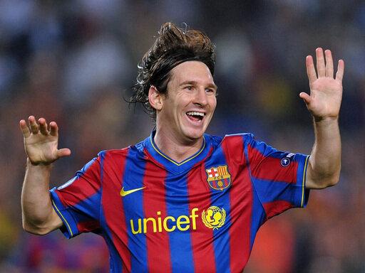 Lionel Messi ist Europas Fußballer des Jahres 2009