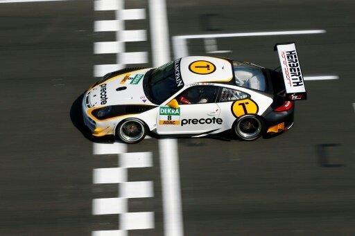 Porsche-Duo Renauer/Jaminet vor Titelgewinn