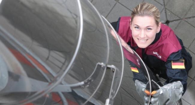 Anika Mehlis aus Plauen hat es geschafft: Sie gehört nun definitiv als sogenannte Analog-Astronautin zur sechsköpfigen internationalen Crew der Amadee20-Mars-Simulation in Israel.