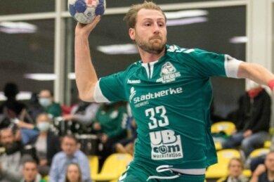 Absoluter Leistungsträger: Dominik Gelnar hat in dieser Oberliga-Saison in sechs Spielen 21 Tore für die HSG-Dachse erzielt.