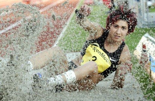 Tatjana Lebedewa erkennt ihre Dopingsperre an