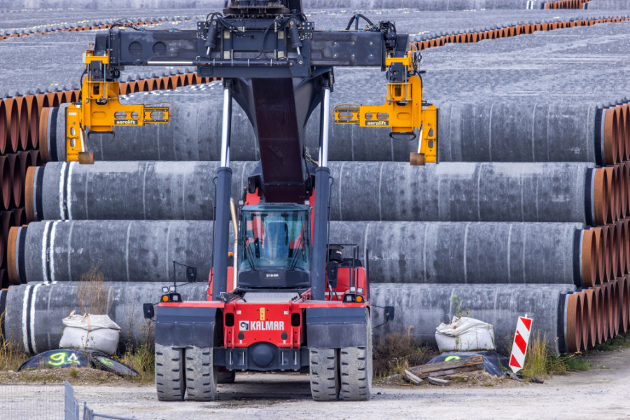 Grüne halten Nord Stream 2 für überflüssig