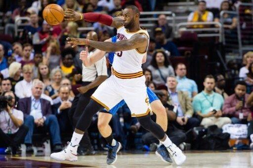 Cleveland und LeBron James gewinnen Vorbereitungsspiel