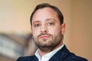 Alexander Dierks - CDU-Generalsekretär