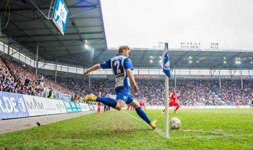 Der 1. FC Magdeburg verlor sein Debüt in der 2. Liga