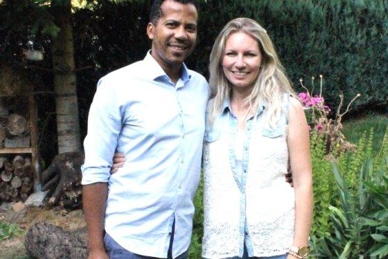 Julia und Ricardo Basjan haben sich in Südafrika kennengelernt. Gemeinsam helfen sie heute Menschen, die Unterstützung brauchen.