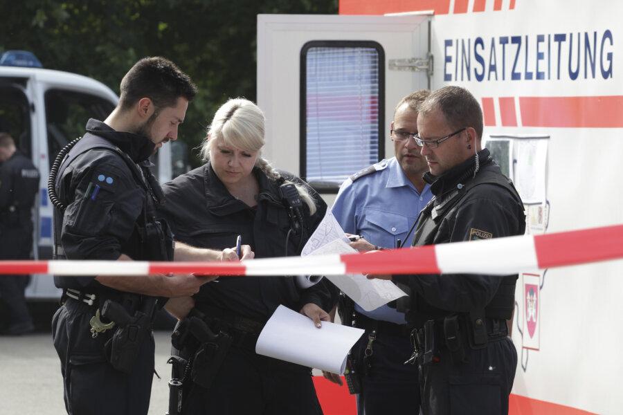 Bombenfund in Plauen: Blindgänger ist entschärft
