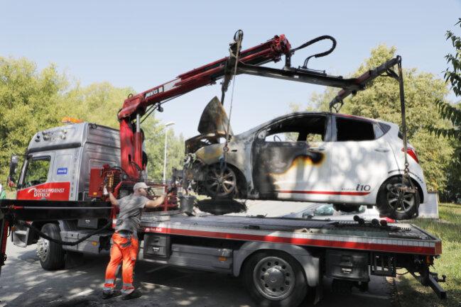Es entstanden insgesamt 16.000 Euro Schaden.