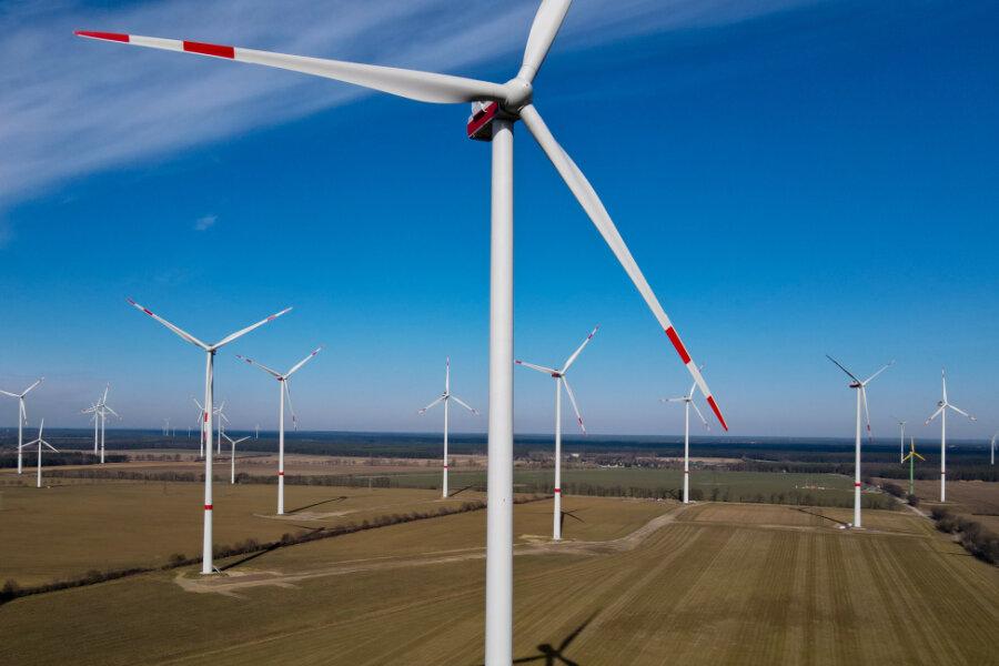 Kleinschirma erteilt Vorbescheid für Windpark eine Absage