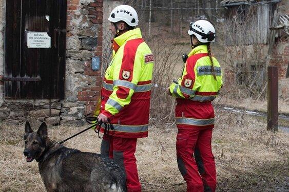 Helbigsdorf/Brand-Erbisdorf: So verlief die Suche nach der vermissten 26-Jährigen